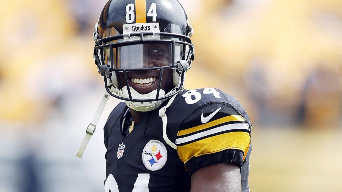Draft Rewind 2010 Antonio Brown Pittsburgh Steelers