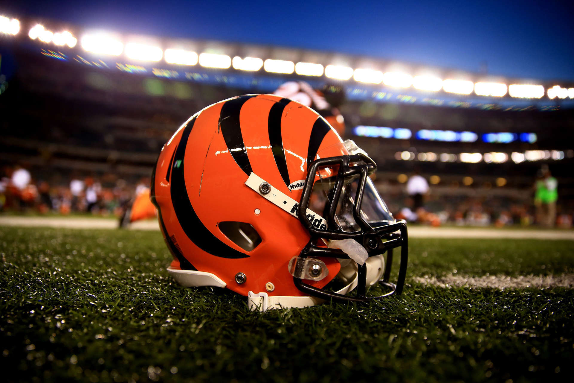 Cincinnati Bengals helmet