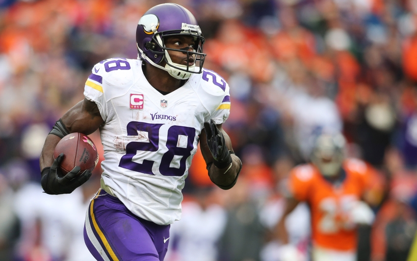 Adrian Peterson, running back