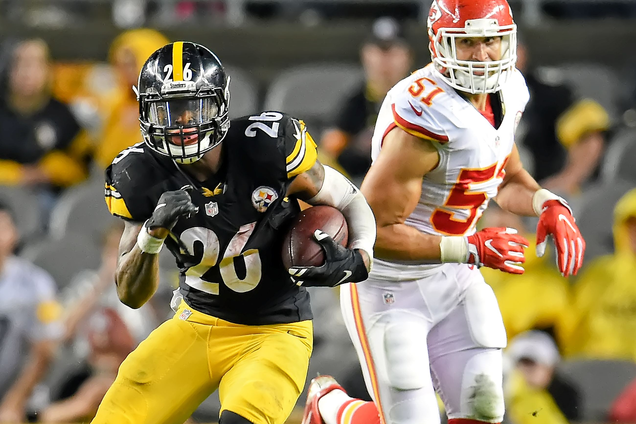 Le'Veon Bell, Steelers Running Back