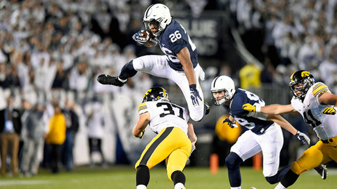 Saquon Barkley - RB - Penn State