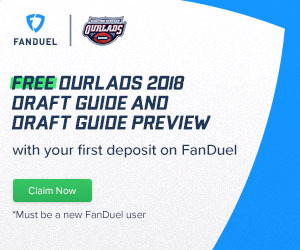 Fan Duel Ourlads Offer