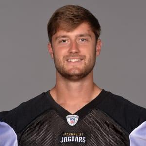 best loved 76cb2 a0474 Logan Cooke | Jacksonville Jaguars